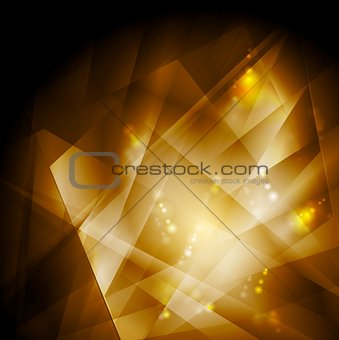 Bright shiny vector design
