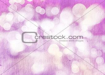 Grunge bokeh background