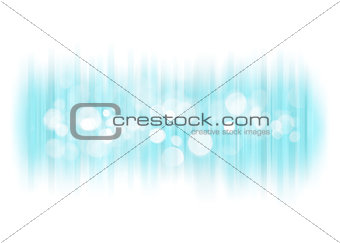 Abstract striped bokeh background