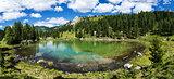 Lagusel Lake, Dolomiti - Italy