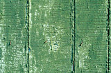 cracked old green paint texture closeup