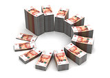 Ruble Chart