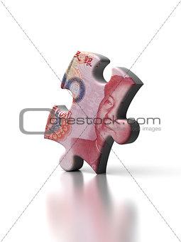 Single Yuan Puzzle