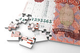 Ruble and Puzzle