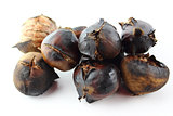roasted sweet chestnuts