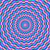 Blue and Pink Circular Links