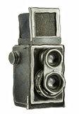 old still camera