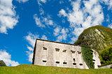 Fort Kluze 1882 - Slovenia (Austrian Fortress)
