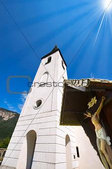 Small Mountain Church - Oberschütt Austria