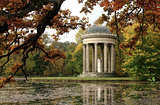 The Apollotemple in Munich