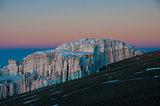 Kilimanjaro Glacier Sunrise