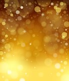 Abstract golden background 1