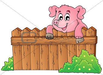 Pig theme image 3