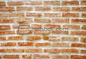 A brick wall for background