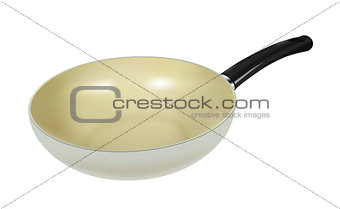 ceramic pan