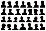 portraits military se