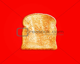 toasted bread