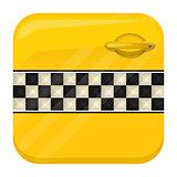 Taxi door app icon