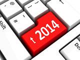 Computer keyboard 2014