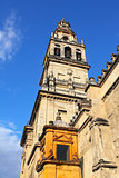 Great Mosque, bell tower, Cordoba, Spain