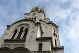 Alexander Nevsky Cathedral in Bulgaria