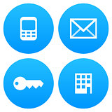 Mobile Email Key and Office