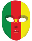 Cameroon mask