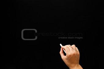 Clear Blackboard