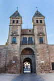 Toledo city gate