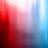Colored Vector Abstract Geometric Background