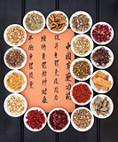 Chinese Healing Herbs