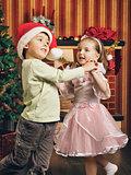 Happy Christmas Dance