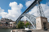 Don Luis Bridge in Oporto