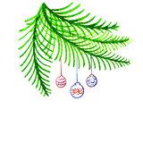 Green branch