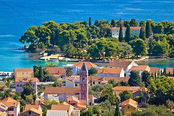 Beautiful coast of Croatia - Ugljan