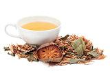 Herb tea cup