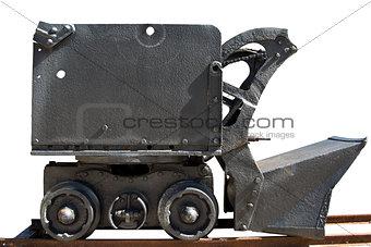 Old Mechanical Shovel to Mine