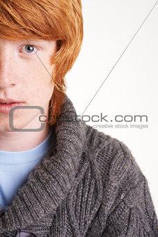 Redhead guy