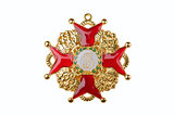 badge  of the Order St Alexander Nevsky