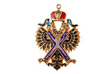badge of the Order St Andrew the Pervozvannogo