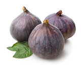 Three figs