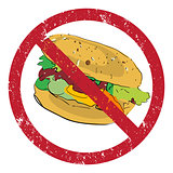 hamburger forbidden