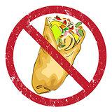 shawarma banned