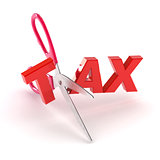 Cutting Tax