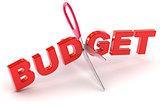 Cutting Budgets