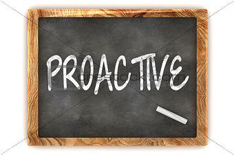 Blackboard Proactive