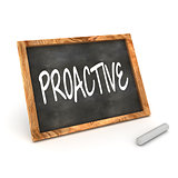 Blackboard Proactive