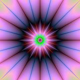 Pink Supernova