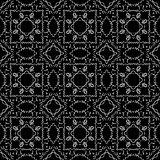 White ribbon pattern