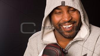Smiling Boxer